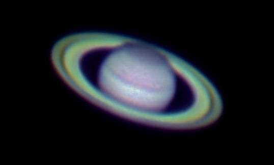 digital images of saturn the planet - photo #22
